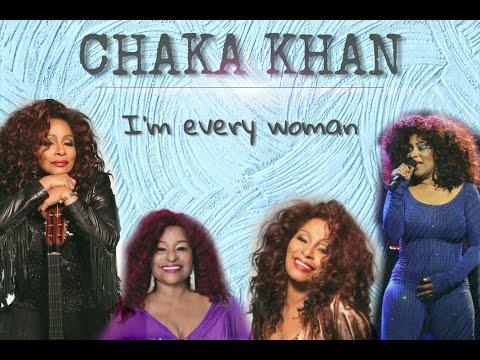 I'm every woman - Chaka Khan (Lyrics)