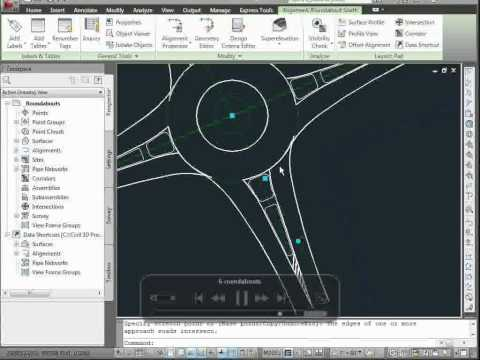 Autodesk civil 3D - Civil Engineering with Imagery - YouTube