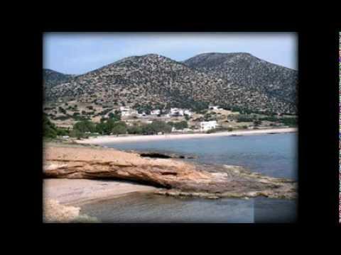 Εικονική περιήγηση στις πανέμορφες παραλίες της Νάξου