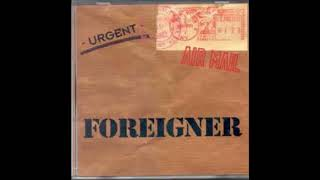 9. Foreigner - Heart turns to Stone *URGENT*  LIVE 1989