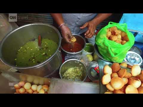 Explore Delhi's best street food