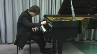 Saint-Saens/Liszt/Horowitz - Danse Macabre plays Gleb Koroleff.