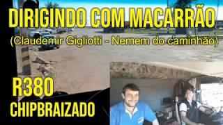 Dirigindo com Macarrão (Claudemir Gigliotti)