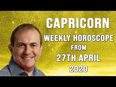 Weekly Horoscopes from 27th April 2020