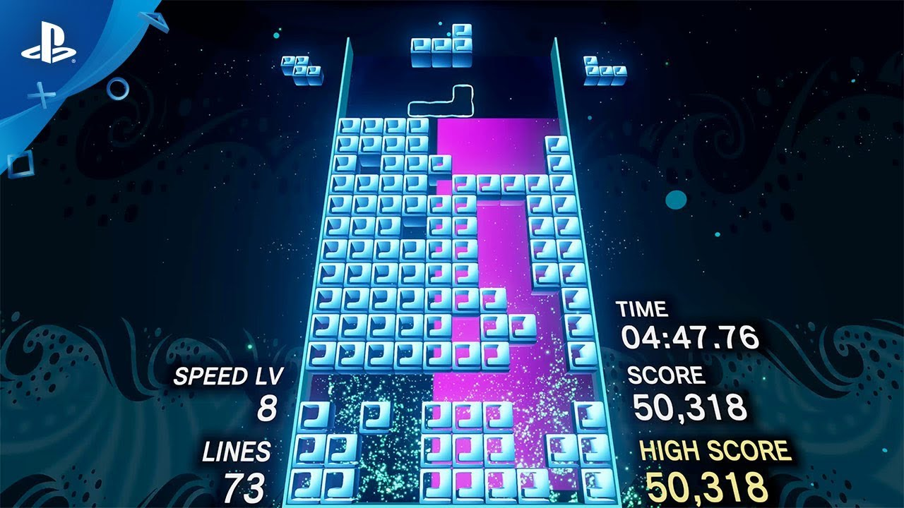 Watch the Tetris Effect Launch Trailer, 5 Tips to Begin Your Tetris Journey