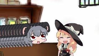 ブラシツールごっこで遊ぶNYN姉貴達【コメ付き】