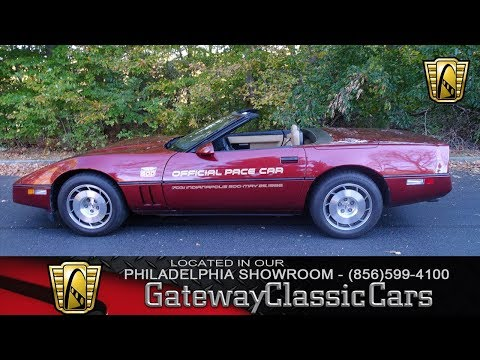 1986 Chevrolet Corvette for Sale - CC-1038399