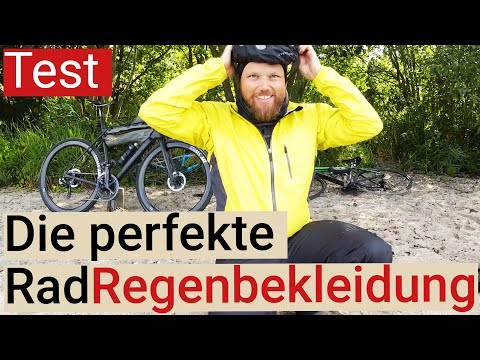 Rad-Pendeln bei Regenwetter: Tipps für Kleidung und Tools