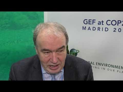 COP25: Frank McGovern, JPI Climate