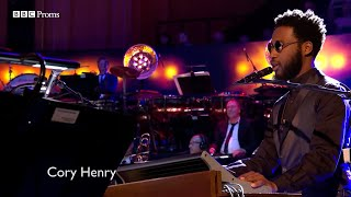 """Video thumbnail of """"Cory Henry Performing """"Billie Jean"""" on BBC Proms"""""""