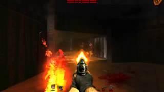 Doom the Way id Did   E1M2: Military Bunker [Brutal Doom v21