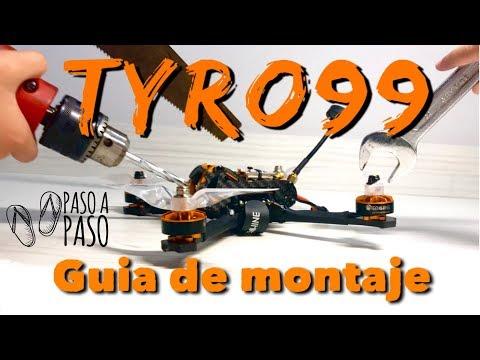 Instrucciones de montaje en español