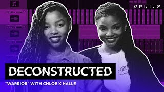 """The Making Of Chloe X Halle's """"Warrior"""" 