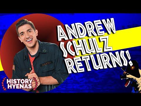Andrew Schulz Returns HH (Chris Distefano and Yannis Pappas)