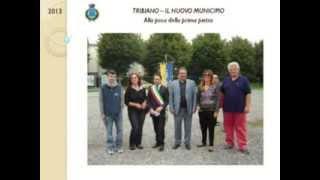 preview picture of video 'Il nuovo municipio di Tribiano'