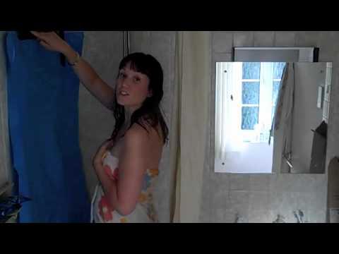 The shower vlog