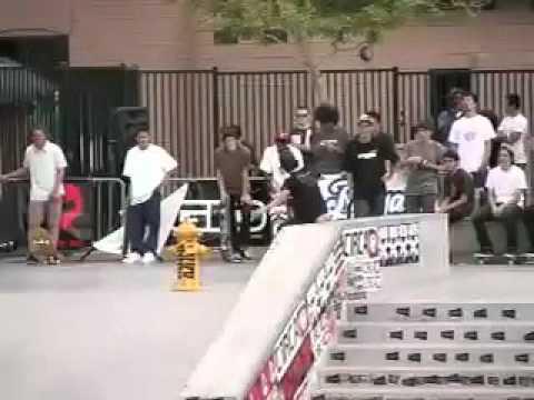 Abdias Rivera & Sierra Fellers: Phoenix Am 2007.