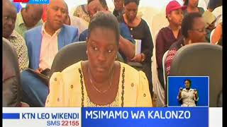 Kiongozi wa Wiper Kalonzo Musyoka amesema kuwa Kenya inatakiwa kusoma kutoka kwa mataifa ya Afrika