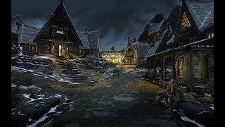 Skyrim Requiem(No Death). Xp mod. Эйнар Стальная Глотка и много-много фалмеров.