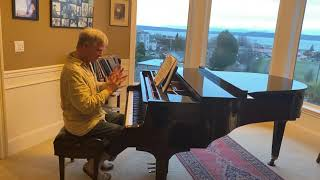 Thumbnail of the video 'A Six-Minute Rick Steves-in-Slippers Concert'