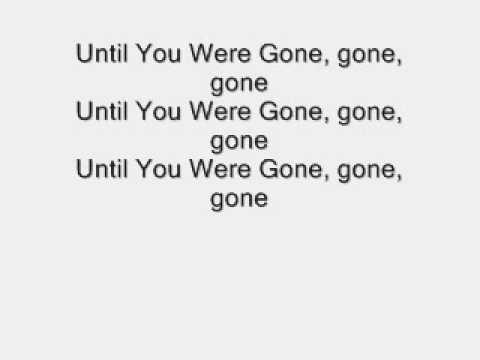 Chipmunk Ft. Esmee Denters - Until You Were Gone (With Lyrics On Screen)
