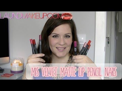 Velvet Matte Lip Pencil by NARS #5