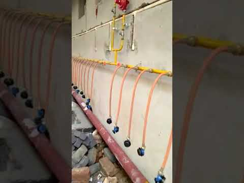 LPG Pipe Line Installation Services