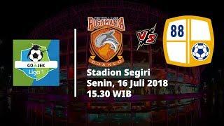 Live Streaming Vidio.com Liga 1 Indonesia Borneo FC Vs Barito Putera Pukul 15.30 WIB