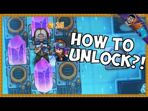 """How To Unlock The """"Secret"""" Character! 