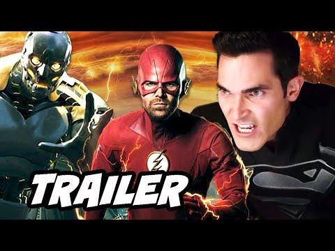 The Flash Elseworlds Trailer 2 and Reverse Flash Scene Explained
