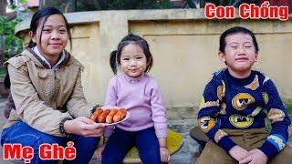 Trò Chơi Mẹ Ghẻ Con Chồng - Không Ăn Xúc Xích - Bé Nhím TV - Đồ Chơi Trẻ Em Thiếu Nhi