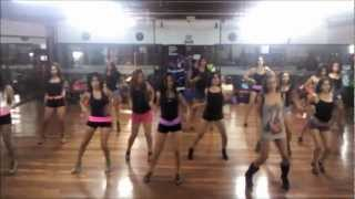 Make the World Move/Christina Aguilera - Heels Choreography by Diana Pacheco