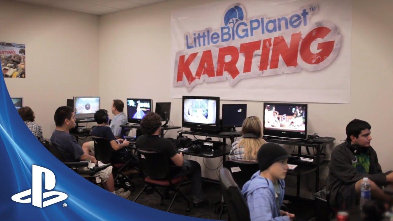 LittleBigPlanet Karting Game Jam Video, Pre-Order Goodies Detailed