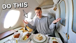 How To Fly First and Business Class in 2021 (Best Deals & Tricks)