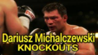 Dariusz Michalczewski Knockouts