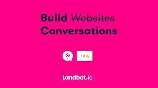 Landbot.io video