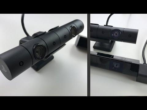 Unterschiede der PlayStation 4 Kamera (2016) (PS4) - Lohnt sich der Kauf?  - Dr. UnboxKing - Deutsch