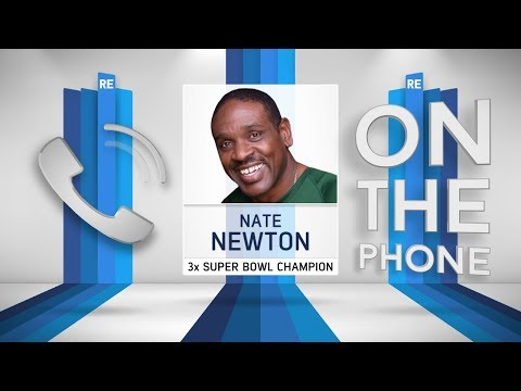 Deion Sanders Interviews Cowboys Legend Nate Newton | The Rich Eisen Show | 12/17/18