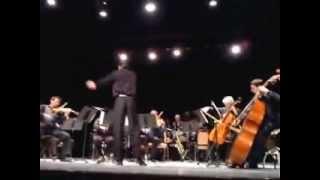 preview picture of video 'Danzon 2 - Orquesta de Baja California en Tecate'