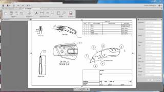 Fusion 360 Drawings Workspace: Basic Training Part 3 - Parts List, Balloons, and Annotation Settings