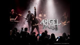 ANGEL DUST - LIVE - NIGHTMARE - Andernach, 2018