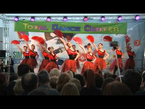 Balet Adulti - Christmas Show 2015 | Total Dance Center
