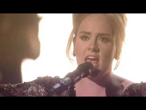 Adele Live in New York City 2015 , Set Fire to the Rain