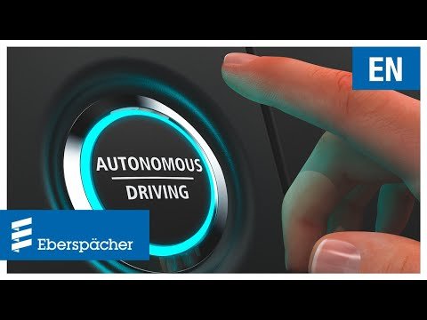 Highly integrated solutions for Autonomous Driving - Safety switches from Eberspächer