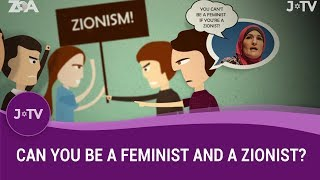 WATCH: Linda Sarsour says you can't be feminist & Zionist - a feminist Zionist takes her to task