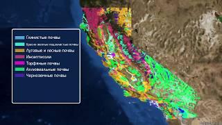 Горячие точки: Калифорния (часть 1) | Биоразнообразие