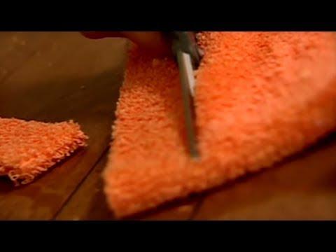 Deshalb wirf niemals 3 Handtücher weg. Wie cool ist das denn!?