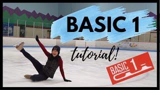 Learn to Skate - BASIC 1 Skills!