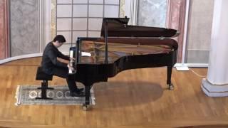 """Ryan Leung – Liszt """"La Campanella"""""""