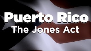 The Jones Act And The Debt Crisis